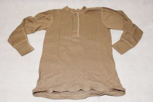 Undershirt Cold Weather US ARMY Brown 436 M